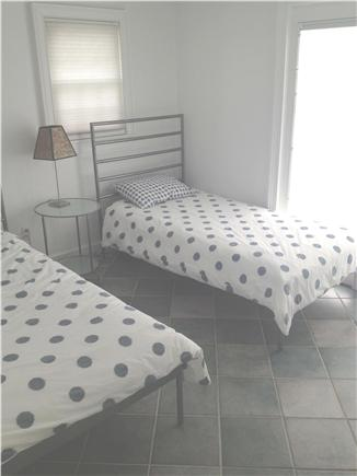 East Sandwich Cape Cod vacation rental - a second main floor  bedroom with twin beds