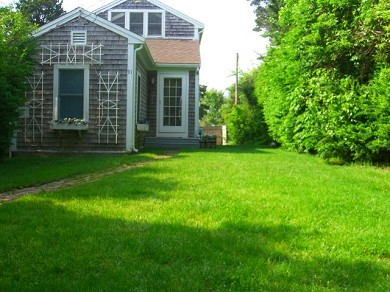 Barnstable Cape Cod vacation rental - The street view of the private and serene house