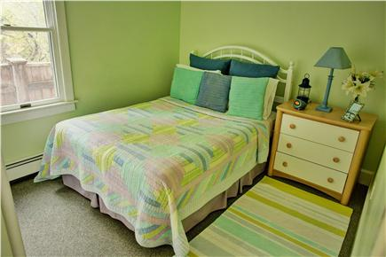 Barnstable Cape Cod vacation rental - Middle bedroom with full size bed and full closet