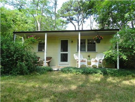 North Eastham Cape Cod vacation rental - Cozy 1 bedroom cottage, sits back from street