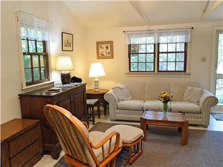 North Eastham Cape Cod vacation rental - Living area