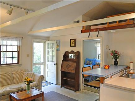 North Eastham Cape Cod vacation rental - View from dining area, towards bedroom