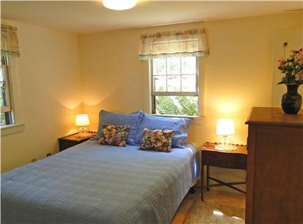 North Eastham Cape Cod vacation rental - Queen sized bed, adjacent bathroom