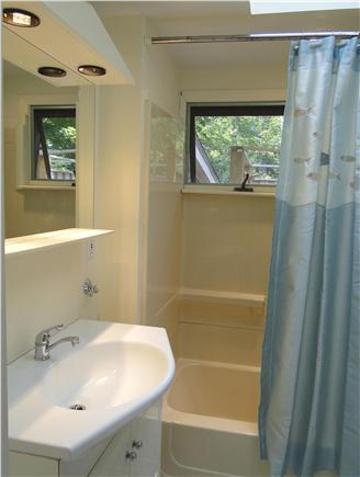 North Eastham Cape Cod vacation rental - Full bath with tub and shower