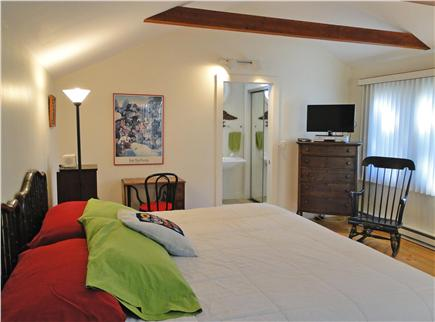 South Harwich Cape Cod vacation rental - Beautiful newly painted and refinished room w/ king sized bed