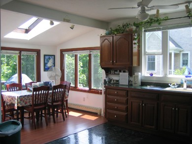 West Yarmouth Cape Cod vacation rental - Huge, clean kitchen & eating nook w/all modern amenities & Views!