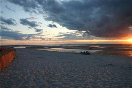 Dennis Cape Cod vacation rental - Beautiful Mayflower Beach-- also just down the road
