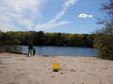 New Seabury New Seabury vacation rental - View of the Pond - Just a 2 minute walk from house