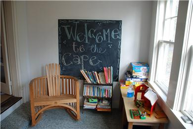 Chatham Cape Cod vacation rental - Well stocked toyroom for the children
