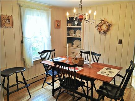 Cotuit Cotuit vacation rental - Dining Area off Kitchen and Living Room