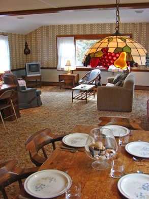 Brewster Cape Cod vacation rental - Relax, play a game, watch a movie