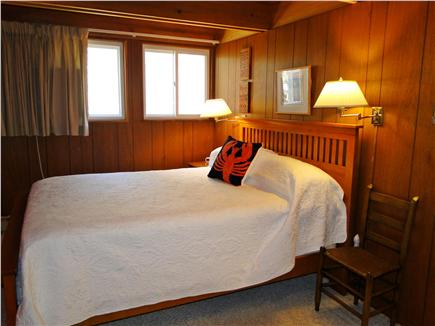 S. Chatham Cape Cod vacation rental - Master bedroom with queen bed on main floor