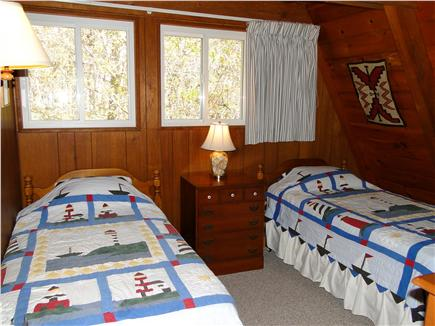 S. Chatham Cape Cod vacation rental - Twin bedroom on main floor