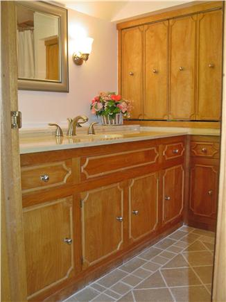 New Seabury New Seabury vacation rental - One of the 4 1/2 baths - each bedroom has its own private bath