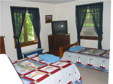Chatham Cape Cod vacation rental - 2nd Bedroom with AC