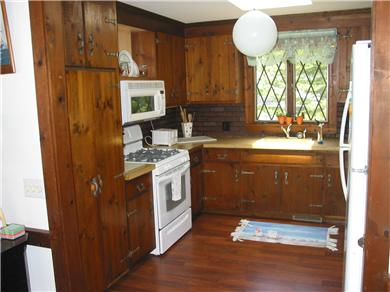 Chatham Cape Cod vacation rental - Large, comfortable Kitchen