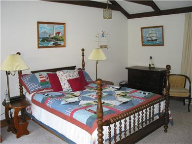 Chatham Cape Cod vacation rental - Master Bedroom with AC