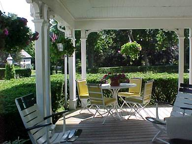 Pocasset Pocasset vacation rental - Relaxing wrap-around porch