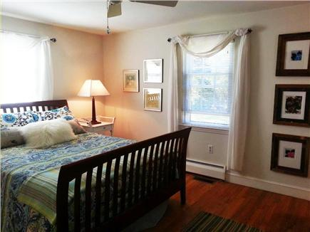 West Dennis Cape Cod vacation rental - Master Bedroom with attached Master Bath