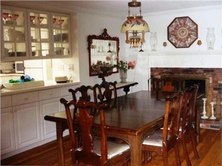 West Yarmouth Cape Cod vacation rental - Formal dining room