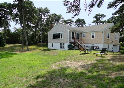 Chatham Cape Cod vacation rental - Play or rest in the large backyard