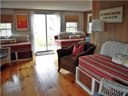 Chatham Cape Cod vacation rental - Private 800sf Suite w FamRm,5 TV chairs,3 Daybeds,2ndKit,BA,2BR