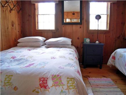 Chatham Cape Cod vacation rental - Bedroom #5 & #6 - 1Qn + 1Tw each (2 Bedrooms, Same Decor)