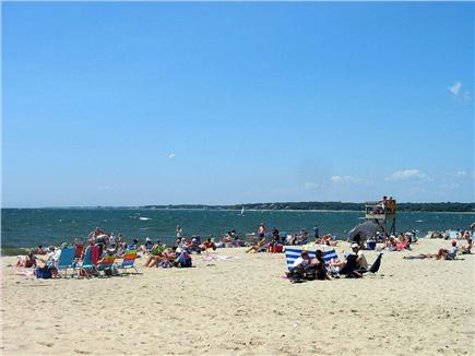 Chatham Cape Cod vacation rental - Walk to Hardings Beach.. Fun for All Ages! NatlGeo Best CC Beach!