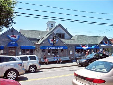 Chatham Cape Cod vacation rental - Not to be Missed... The Chatham Squire & Chatham Eclectic Main St