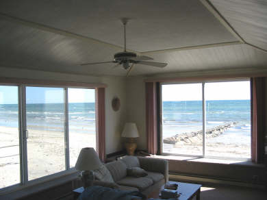 West Dennis Cape Cod vacation rental - From the Living Room