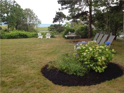 Chatham Cape Cod vacation rental - View from deck facing Nantucket Sound, Forest Beach