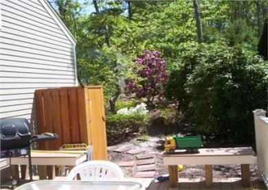 New Seabury New Seabury vacation rental - Outdoor Shower
