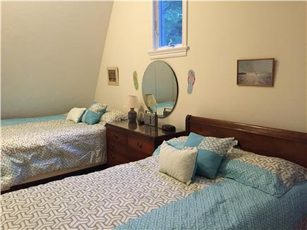 New Seabury New Seabury vacation rental - Large Bedroom 2nd Floor with Full and Queen beds