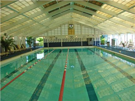 Brewster Cape Cod vacation rental - Sports membership privileges for Indoor Pool & 2 Outdoor Pools