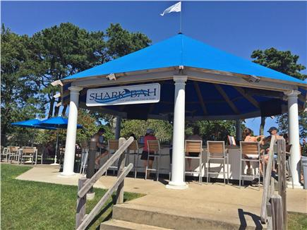 Brewster Cape Cod vacation rental - Enjoy snacks, food & drinks from the Shark Bah at Arbor Pool