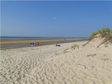 Brewster Cape Cod vacation rental - Linnell Landing Beach is one of several Bay Beaches so close by!