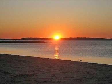 Hyannisport, MA Cape Cod vacation rental - Sunrise at Sea St. Beach