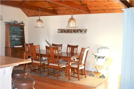 Hyannisport, MA Cape Cod vacation rental - One of several Dining Areas