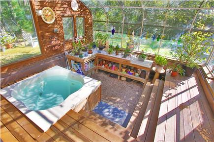South Orleans Cape Cod vacation rental - Jacuzzi