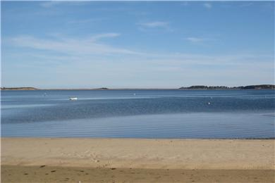 South Orleans Cape Cod vacation rental - The beach at Pleasant Bay
