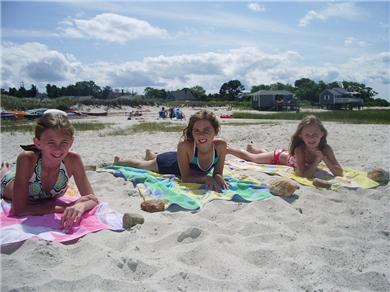 Barnstable, Cummaquid Cape Cod vacation rental - Your private beach