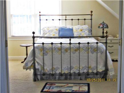 Barnstable, Cummaquid Cape Cod vacation rental - Second bedroom upstairs adjoins bath,  loft