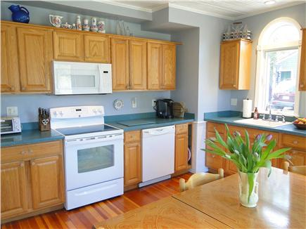 Harwich Cape Cod vacation rental - Bright modern kitchen with dining area