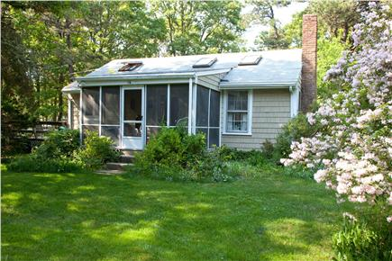 East Orleans Cape Cod vacation rental - Cottage Front View
