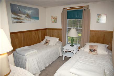 East Orleans Cape Cod vacation rental - Twin-bedded room- very comfortable mattress