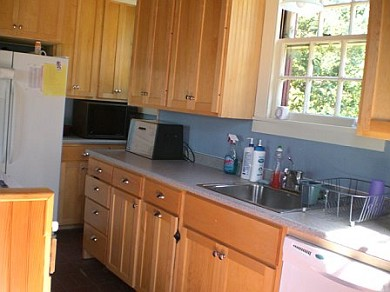Wellfleet Cape Cod vacation rental - Newly renovated (2008) kitchen