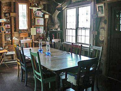 Wellfleet Cape Cod vacation rental - Diningroom