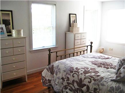 Falmouth Cape Cod vacation rental - Master Bedroom with Pretty Views of Wing Pond