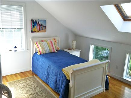 Falmouth Cape Cod vacation rental - Bright Bedroom with Sleigh Trundle Bed