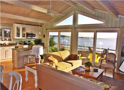 Wellfleet Harbor Cape Cod vacation rental - Extraordinary Details Highlight The Cottage Interior